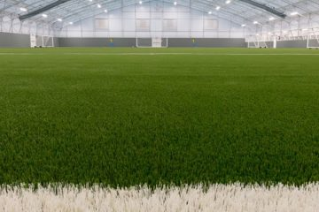 Artificial Sports Pitch Construction