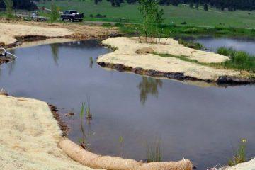 Lake & Pond Construction