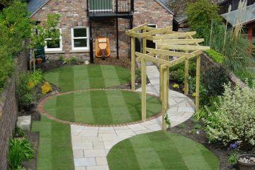 Private Client Garden Construction